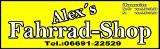 Alex's Fahrrad-Shop